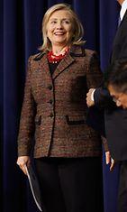2012: Hillary Clinton