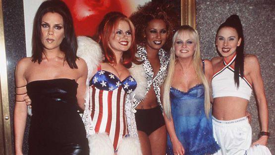Spice Girls vuonna 1997