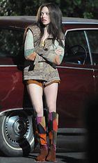 Amanda Seyfried näyttelee Lovelacea