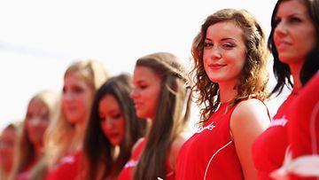 Italian Formula One Grand Prix 2011