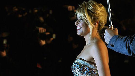 Shakira 2012 NRJ Music Awards -gaalassa
