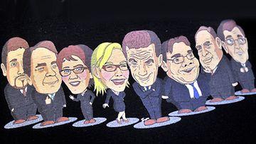 Presidenttiehdokkaat 2012