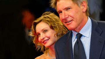 Calista Flockhart, Harrison Ford, Wireimage/All Over Press