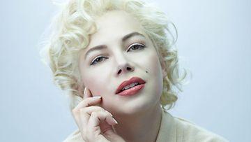 Onko Michelle Williams Marilyn Monroen näköinen?