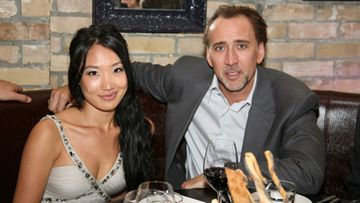 Nicolas Cage ja Alice Lee. Kuva: Wireimage/AOP