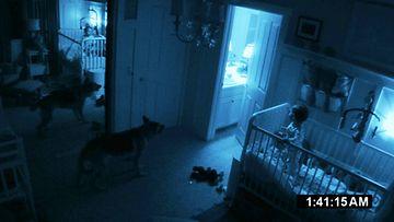 Paranormal Activity 2 -elokuvan kohtaus