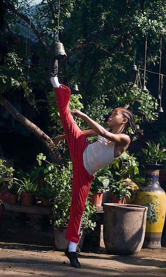 Karate Kid uudelleen filmatisoitiin vuonna 2010.