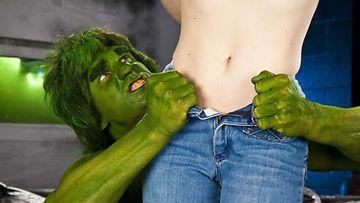 Incredible Hulk -aikuisviihdeparodia