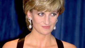 Päiväämätön kuva prinsessa Dianasta.