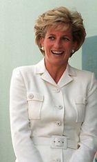 Prinsessa Diana, 1996