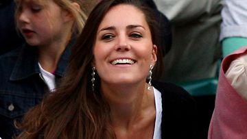 Prinssi Williamin kihlattu Kate Middleton.
