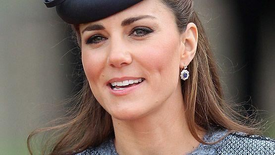 Cambridgen herttuatar Catherine kesäkuussa 2012.