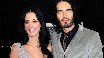 Katy Perry ja Russell Brand