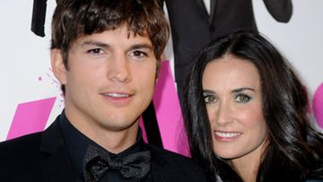 Ashton Kutcher, Demi Moore. Kuva: Wireimage/AOP