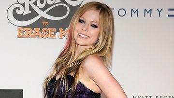 Miltä Avril Lavigne näytti nuorempana?