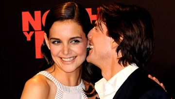 atie Holmes, Tom Cruise Kuva: Gettyimage/AOP
