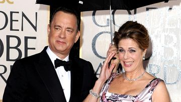 Tom Hanks ja Rita Wilson. Wireimage/AOP