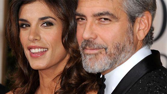Elisabetta Canalis ja George Clooney. Kuva: Wireimage/AOP