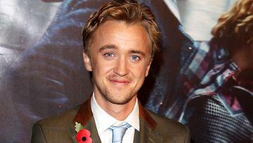 Tom Felton on romanttinen poikaystävä.