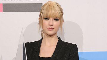 Taylor Swiftiä hemmotellaan.