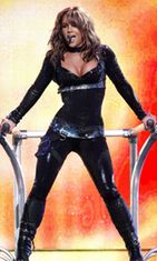Britney Spears vuonna 2004