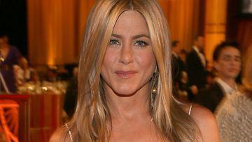 Jennifer Aniston kesäkuussa 2012 Kaliforniassa.