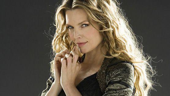 Michelle Pfeiffer tähditti Tähtisumua-elokuvaa.