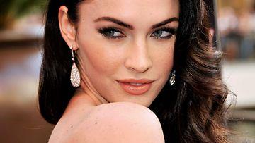Megan Fox – miesten himoitsema pahis.