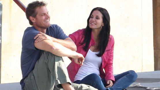 Arquette luuli, että hnäen vaimollaan on suhde Puumanainen-sarjan Brian Van Holtin kanssa.