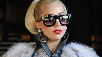 Lady Gaga Bulgariassa elokuussa 2012.