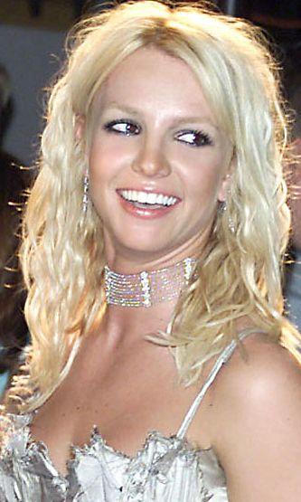 Britney Spears vuonna 2001.