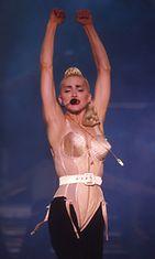 Madonna vuonna 1995.