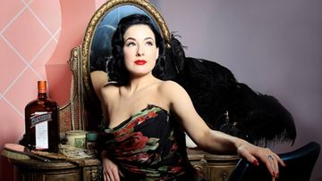 Dita Von Teese. Getty Images.