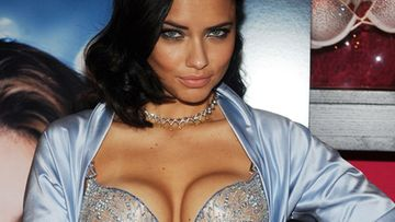 Adriana Lima. Getty Images