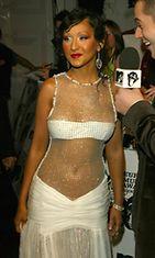 Christina Aguilera vuonna 2003.