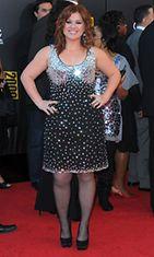 Kelly Clarkson vuoden 2009 American Music Awardseissa.