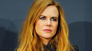 Ei enää botoxia, sanoi Nicole Kidman.