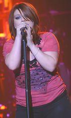 Kelly Clarkson vuoden 2010 alussa.