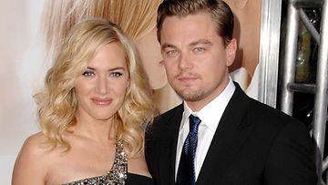 Kate Winslet & Leonardo DiCaprio ovat hyviä ystäviä.