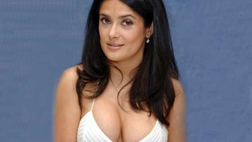 Salma Hayek, Wireimages/All Over Press