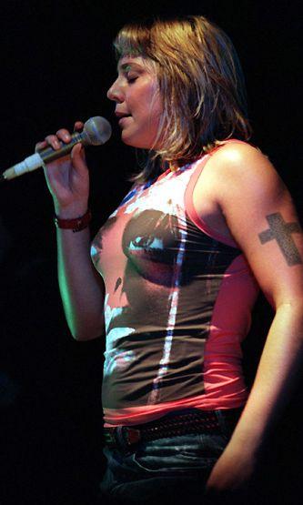 Mel C 2001