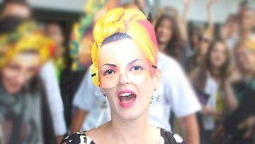 Katy Perry muistutti Carmen Mirandaa.