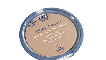Ideal Finish -kiinteä puuteri