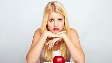 Nirsous voi olla merkki syömishäiriöstä.