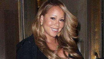 Mariah osaa hallita himojaan.