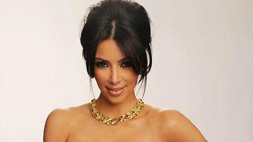 Kim vakuuttaa siskonsa vain lihoneen.
