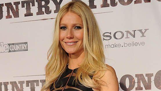 Gwyneth sairastui masennukseen Moses-pojan synnyttyä.