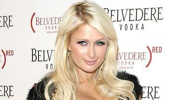 Paris Hilton toimi sovinnon enkelinä.