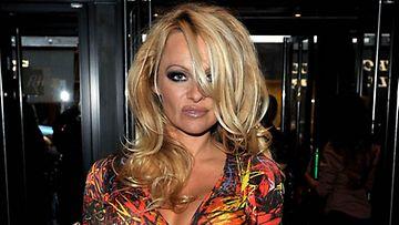 Pamela Andersonin meikit eivät aina inspiroi.