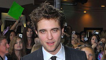 Näyttelijä Robert Pattinson.